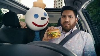 Jack in the Box Triple Bonus Jack Combo TV Spot, \'Review From the Front Seat\'