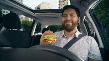 Jack in the Box Triple Bonus Jack Combo TV Spot, 'Review From the Front Seat' - Thumbnail 1