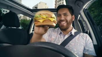 Jack in the Box Triple Bonus Jack Combo TV Spot, 'Review From the Front Seat' - Thumbnail 2