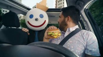 Jack in the Box Triple Bonus Jack Combo TV Spot, 'Review From the Front Seat' - Thumbnail 3
