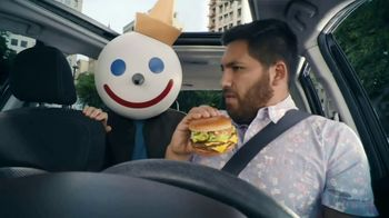 Jack in the Box Triple Bonus Jack Combo TV Spot, 'Review From the Front Seat' - Thumbnail 4