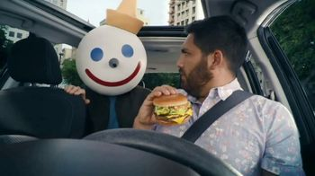 Jack in the Box Triple Bonus Jack Combo TV Spot, 'Review From the Front Seat' - Thumbnail 5