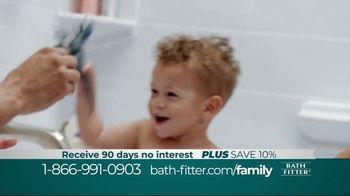 Bath Fitter TV Spot, 'Family Fitter: Save 10%' - Thumbnail 1