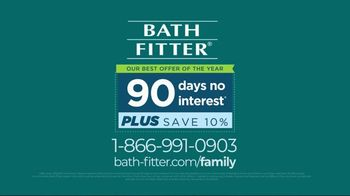 Bath Fitter TV Spot, 'Family Fitter: Save 10%' - Thumbnail 10
