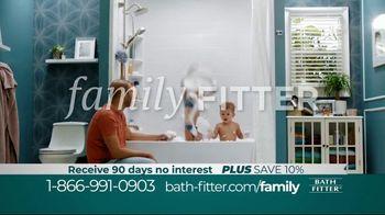 Bath Fitter TV Spot, 'Family Fitter: Save 10%' - Thumbnail 2