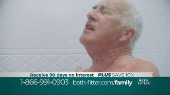 Bath Fitter TV Spot, 'Family Fitter: Save 10%' - Thumbnail 4