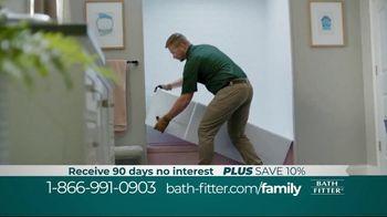 Bath Fitter TV Spot, 'Family Fitter: Save 10%' - Thumbnail 5