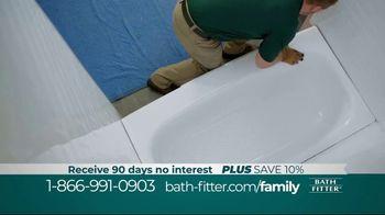 Bath Fitter TV Spot, 'Family Fitter: Save 10%' - Thumbnail 6