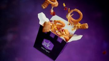 Jack in the Box Sauced & Loaded Fries TV Spot, 'Never a Bad Time' - 73 commercial airings