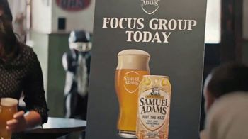 Samuel Adams Just the Haze TV Spot, 'Your Cousin Tries Sam Adams Non-Alcoholic IPA' Featuring Gregory Hoyt