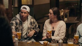 Samuel Adams Just the Haze TV Spot, 'Your Cousin Tries Sam Adams Non-Alcoholic IPA' Featuring Gregory Hoyt - Thumbnail 4