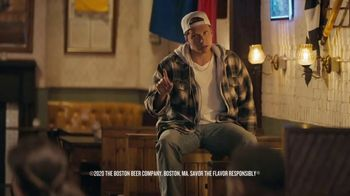 Samuel Adams Just the Haze TV Spot, 'Your Cousin Tries Sam Adams Non-Alcoholic IPA' Featuring Gregory Hoyt - Thumbnail 6