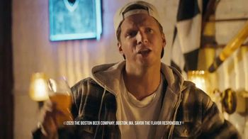 Samuel Adams Just the Haze TV Spot, 'Your Cousin Tries Sam Adams Non-Alcoholic IPA' Featuring Gregory Hoyt - Thumbnail 7
