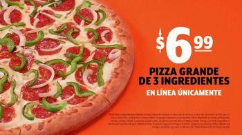 Little Caesars Pizza TV Spot, 'Aditivos' [Spanish] - Thumbnail 6