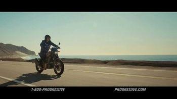 Progressive TV Spot, 'Why You Ride: Alone' - Thumbnail 4