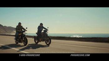 Progressive TV Spot, 'Why You Ride: Alone' - Thumbnail 7
