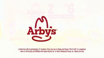 Arby's 2 for $6 Everyday Value TV Spot, 'The Sea' - Thumbnail 5