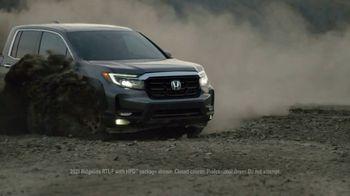 2021 Honda Ridgeline TV Spot, 'Rise to the Challenge: Redesigned Ridgeline' Song by Vampire Weekend [T2] - Thumbnail 1