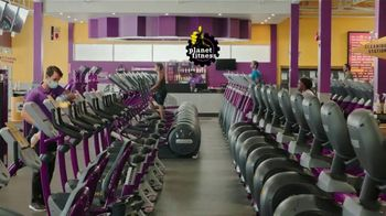 Planet Fitness TV Spot, 'Time to Get Up: Extended' - Thumbnail 7