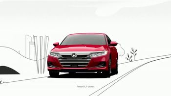 2021 Honda Accord TV Spot, 'Redesigned' [T2] - Thumbnail 1