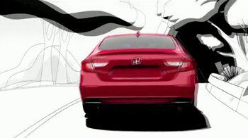 2021 Honda Accord TV Spot, 'Redesigned' [T2] - Thumbnail 2