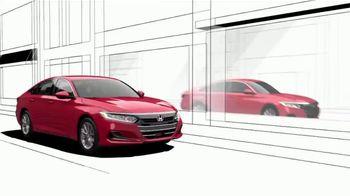 2021 Honda Accord TV Spot, 'Redesigned' [T2] - Thumbnail 3