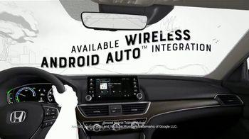 2021 Honda Accord TV Spot, 'Redesigned' [T2] - Thumbnail 5
