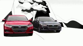 2021 Honda Accord TV Spot, 'Redesigned' [T2] - Thumbnail 6