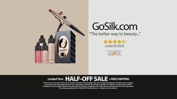 Luminess Silk Half-Off Sale TV Spot, 'Free Shipping' - Thumbnail 10