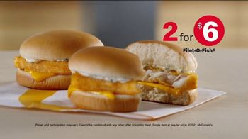 McDonald's Filet-O-Fish TV Spot, 'Half Empty, Half Full: $1 Soft Drink' - Thumbnail 8