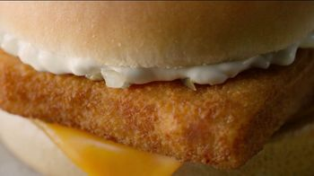 McDonald's Filet-O-Fish TV Spot, 'Half Empty, Half Full: $1 Soft Drink' - Thumbnail 4