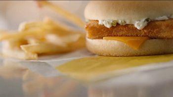 McDonald's Filet-O-Fish TV Spot, 'Half Empty, Half Full: $1 Soft Drink' - Thumbnail 5