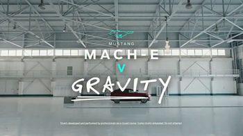 2021 Ford Mustang Mach-E TV Spot, 'Mach-E v Everything' [T1] - Thumbnail 6