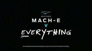 2021 Ford Mustang Mach-E TV Spot, 'Mach-E v Everything' [T1] - Thumbnail 7