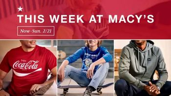 Macy's TV Spot, 'Extra 20% Off: Jeans, Children's Clothing, Activewear' - Thumbnail 2