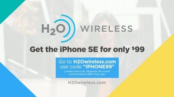 H2O Wireless TV Spot, 'iPhone SE for $99' - Thumbnail 8