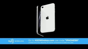 H2O Wireless TV Spot, 'iPhone SE for $99' - Thumbnail 7