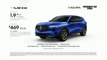 Acura Presidents Day Event TV Spot, 'Performance Car' [T2] - Thumbnail 8