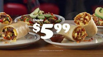IHOP TV Spot, 'Burritos y Bowls: Escalera' [Spanish] - Thumbnail 2