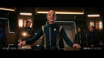 CBS All Access TV Spot, 'Star Trek: Discovery' - Thumbnail 1