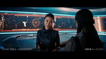 CBS All Access TV Spot, 'Star Trek: Discovery' - Thumbnail 3