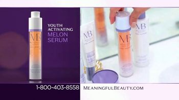 Meaningful Beauty Supreme System TV Spot, 'Age Defying: $49.95' Featuring Cindy Crawford, Ellen Pompeo - Thumbnail 8