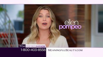 Meaningful Beauty Supreme System TV Spot, 'Age Defying: $49.95' Featuring Cindy Crawford, Ellen Pompeo - Thumbnail 9