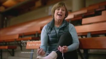 Aetna TV Spot, 'Aging Actively: $0 Monthly Plan Premiums' Featuring Dorothy Hamill - Thumbnail 1