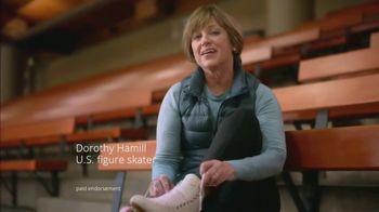 Aetna TV Spot, 'Aging Actively: $0 Monthly Plan Premiums' Featuring Dorothy Hamill - Thumbnail 2