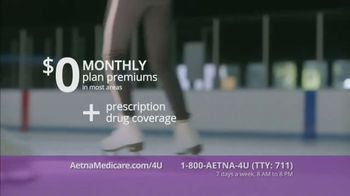 Aetna TV Spot, 'Aging Actively: $0 Monthly Plan Premiums' Featuring Dorothy Hamill - Thumbnail 6