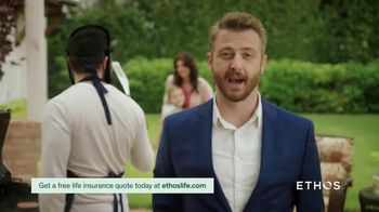 Ethos TV Spot, 'Barbeque Accident' - Thumbnail 10