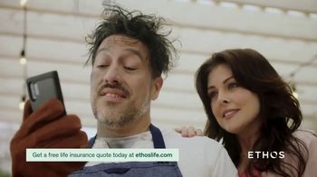Ethos TV Spot, 'Barbeque Accident'