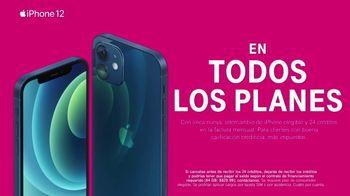 T-Mobile TV Spot, 'iPhone 12 On Us Refresh' [Spanish] - Thumbnail 3