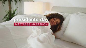 Ashley HomeStore Presidents Day Mattress Marathon TV Spot, 'Extended: 0% Interest' - Thumbnail 3